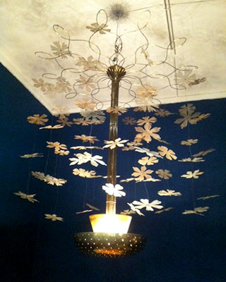 lustre scandinave Paavo Tynell